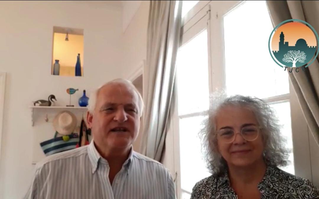 Pr Agustín Marsal and María Pibernus share highlights and prayer focus for TJCII Argentina and Southern Cone